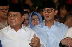 Cerita Sandi yang Kaget Dipilih Prabowo Jadi Cawapres