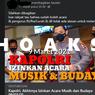 [HOAKS] Kapolri Izinkan Acara Musik dan Budaya