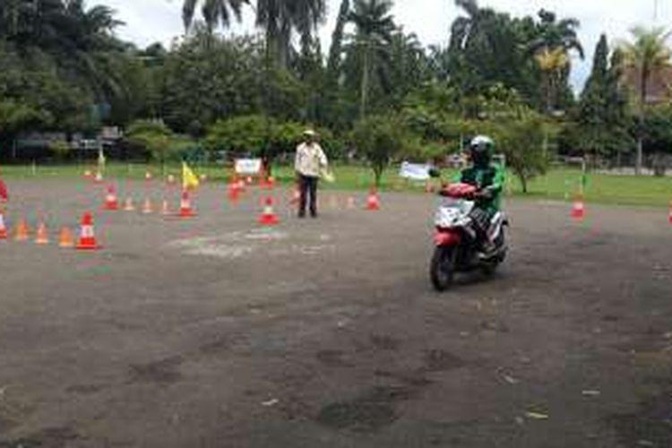 Jadi Driver Grabbike Wajib Lolos Ujian Ini