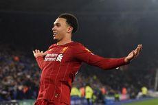 Kalahkan Trio Man United, Alexander-Arnold Jadi Pemain Muda Terbaik Premier League