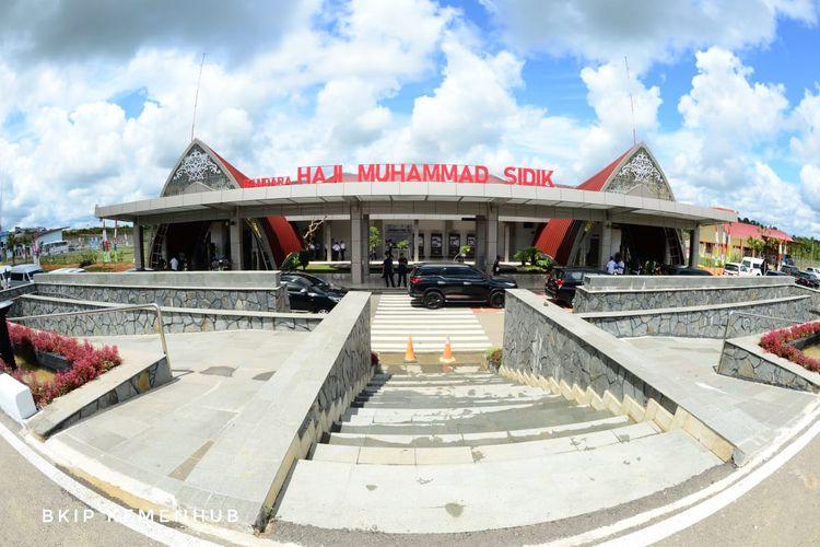Bandara Haji Muhammad Sidik