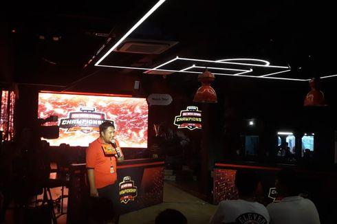 Seru, Grand Finals Bali United E-Sports Championship Digelar di Markas Bali United