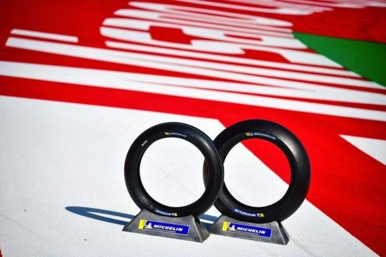 Michelin siapkan ban khusus untuk seri MotoGP di sirkuit San Marino.
