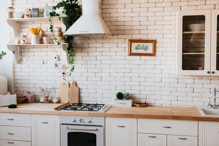 Desain dapur minimalis bisa membantu mengatasi stres dan menenangkan batin penghuninya.