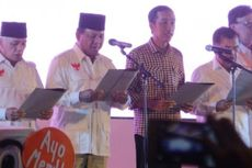 Prabowo Sebut Jokowi-JK Saudara