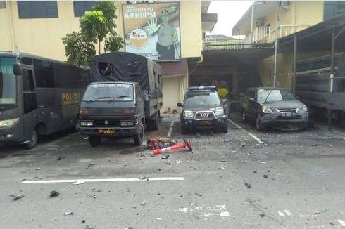Berikut Identitas 6 Korban Bom di Mapolrestabes Medan