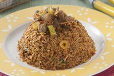Resep Nasi Goreng Bumbu Bakar, Sarapan Spesial Akhir Tahun