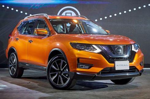 Kupas Desain Eksterior Nissan X-Trail Terbaru [VIDEO]
