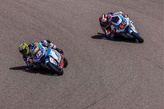 Pebalap Pertamina Mandalika Start dari 10 Besar Moto2 Jerman