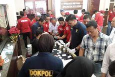 Pasca-anggota Kedapatan Konsumsi Ekstasi, Polres Jakarta Selatan Gelar Tes Urine