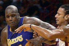 Latihan Bela Diri Jadi Kunci Kesuksesan Bintang NBA Shaquille O'Neal
