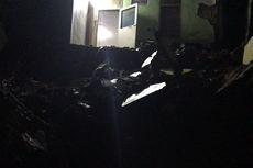 Gelap dan Berisiko Longsor Susulan, Puing Rumah di Jagakarsa Belum Diangkat