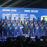 Pembagian 26 Pemain Persib Bandung untuk Liga 1 2020