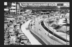 Rekayasa Lalu Lintas Efektif di Jalan Proyek MRT