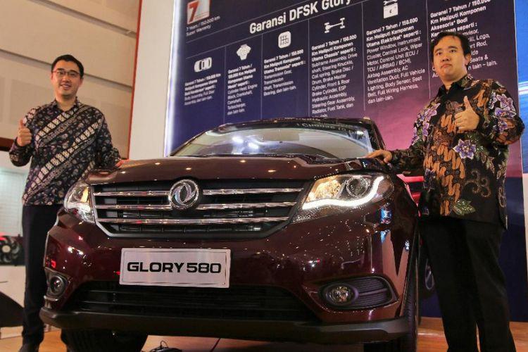 DFSK Glory 580 di Surabaya