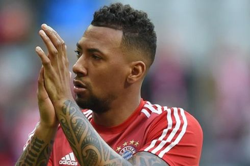 Bursa Transfer, AC Milan dan Arsenal Rebutan Jerome Boateng