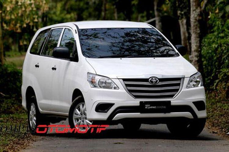 Mau Berburu Toyota Innova Bekas Mulai Rp 80 Jutaan Halaman All Kompas Com