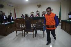 Mantan Bupati Bengkayang Tersangka Suap KPK Jalani Sidang Perdana