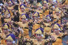 Tari Teruna Jaya Meriahkan Pembukaan Buleleng Festival
