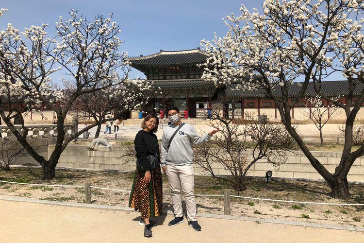 Yusuf Ari Saktianto dan Farah Reginda tergabung dalam program Catholic University of Korea Exchange Program Spring 2020 sejak 16 Maret 2020 hingga 26 Juni 2020 mendatang.