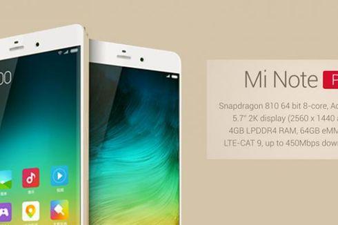 Tiga Menit, Xiaomi Mi Note Ludes