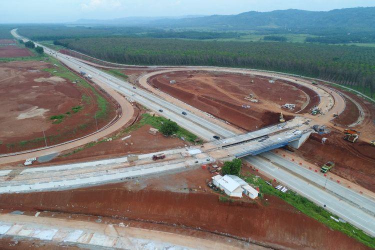 Simpang Susun (SS) Akses Kawasan Industri Terpadu (KIT) Batang
