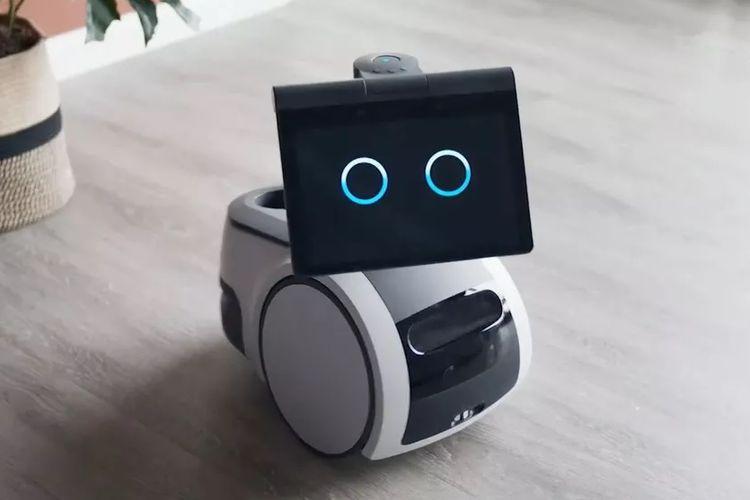 Robot pintar buatan Amazon, Astro