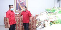 Atasi Dampak Pandemi, Anggota DPRD PDIP hingga Wali Kota Hendi Serahkan Gajinya