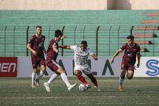 Hasil PSM Vs Bali United 2-1, Serdadu Tridatu Telan Kekalahan Perdana
