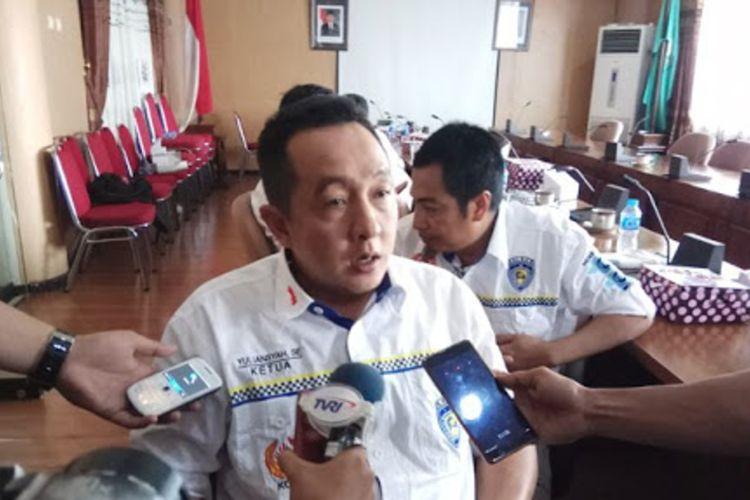 Ketua DPD Gerindra Kalbar, Yuliansyah