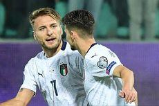 Italia Vs Armenia, Azzurri Menang 9 Gol dan Koleksi 10 Kemenangan