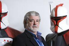 Obama Beri Penghargaan kepada George Lucas
