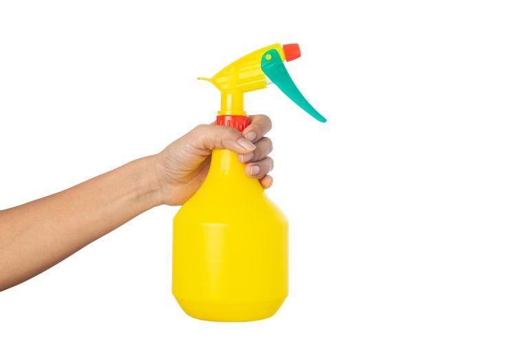 Ilustrasi cairan disinfektan