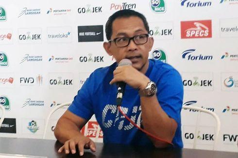 Aji Santoso Resmi Mundur dari Jabatan Pelatih Persela Lamongan