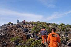 Jenazah 2 Pendaki Asal Jambi yang Jatuh ke Bibir Kawah Gunung Dempo Dievakuasi
