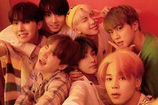 Untuk Kali Ketiga, BTS Menangi Top Social Artist di Billboard Music Awards