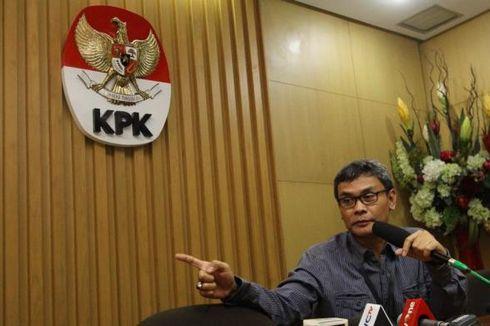 KPK Periksa Ajudan Wali Kota di Palembang