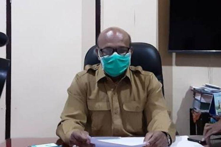Kepala Dinas Kesehatan Kendal, Feri Boney. KOMPAS.COM/SLAMET PRIYATIN