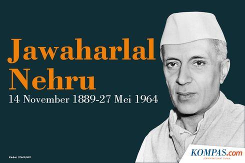 INFOGRAFIK: Jawaharlal Nehru, 14 November 1889-27 Mei 1964