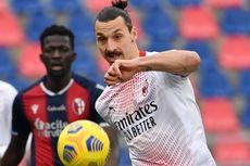 Link Live Streaming Bologna Vs AC Milan, Kick-off 01.45 WIB