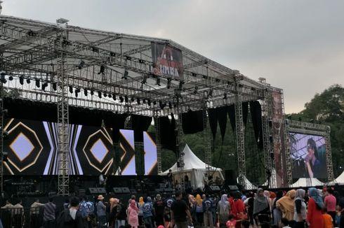 Sandy PAS Band: Tak Ada Kontribusi Istana di Konser MUR