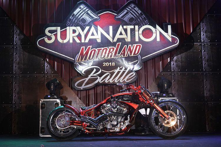 Suryanation Motorland 2018.
