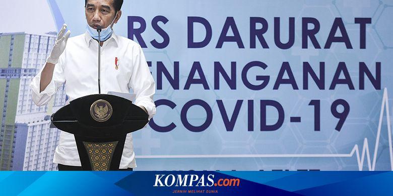 Jokowi Gelontorkan Rp 405,1 Triliun untuk Atasi Covid-19, Ini Rinciannya