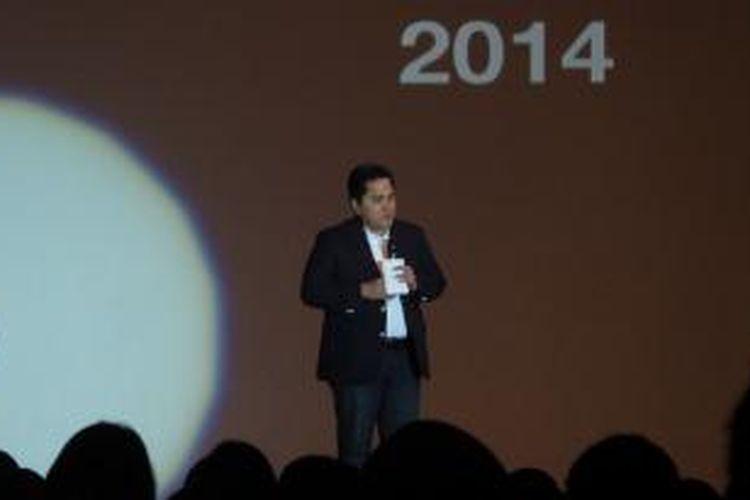 Erick Thohir di ajang APMF 2014