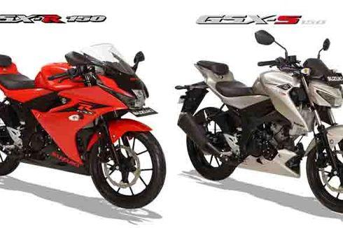 Harga Suzuki GSX-R 150 dan Nex Naik