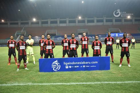 Raih Kemenangan Perdana, Modal Berharga Persipura Menatap Persaingan Liga 1 2021
