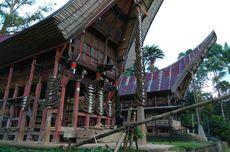 Tongkonan, Rumah Adat Toraja