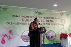 Gubernur Maluku Kembali Nyatakan Perang, Kali Ini di Hadapan Menteri Kesehatan