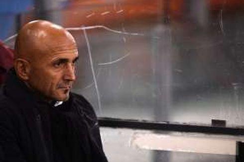 Spalletti Angkat Topi untuk AS Roma