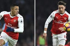 Jika Gagal Masuk 4 Besar, Sanchez-Oezil Tinggalkan Arsenal?